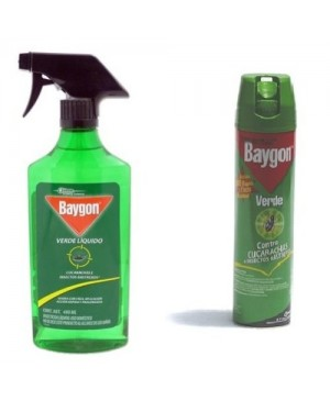 Baygon Verde Spray 500 ml