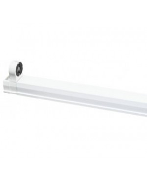 Base para tubo LED 1.2 mts. Mod. 4305