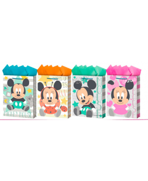 Bolsa de regalo Licencia Chica Bebe Disney Colection Ch