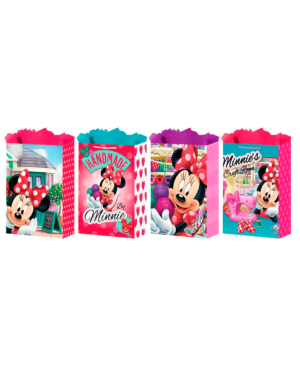 Bolsa de regalo Licencia Chica Minnie Dreams