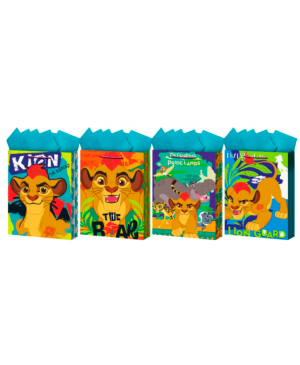 Bolsa de regalo Licencia Chica The Lion Guard