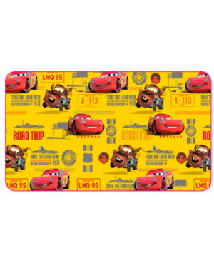 Papel couche en pliego licencia mediano Cars Player