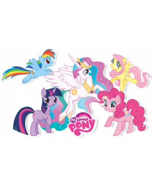Adorno Movil My Little Pony