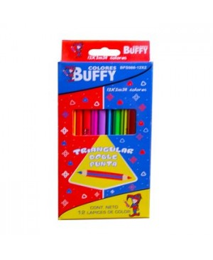 Colores Buffy doble color