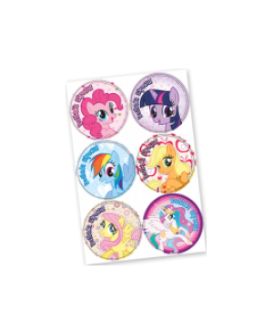 Distintivos My Little Pony
