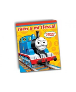 Invitación Thomas And Friends