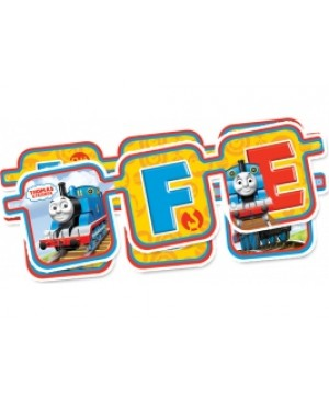 Letrero Feliz Cumpleaños Thomas And Friends