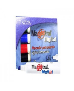 Marcador magistral digital Azor