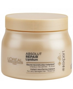 L'oreal Absolut Repair Lipidium Mascarilla 500ml