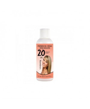 Peróxido Crema Loquay 20 Vol 120 Ml