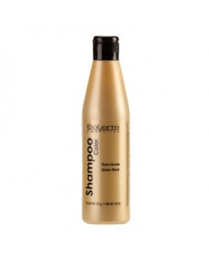 Salerm Shampoo Color Rubio Dorado 250ml