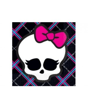 Servilleta Monster High