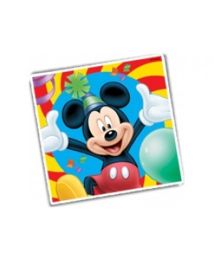 Servilleta Mickey Mouse