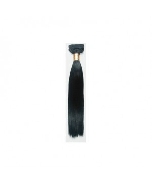 "Estee Remy 100 % Cabello Humano Virgen 18"" Color 1"