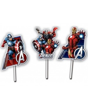 Topper Decorativo Avengers Assemble