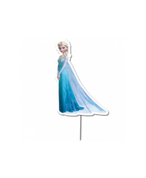 Topper Decorativo Elsa Frozen