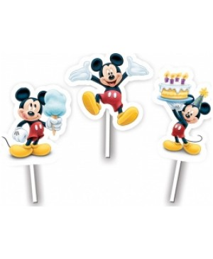 Topper Decorativo Mickey Mouse