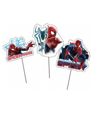 Topper Decorativo Spiderman