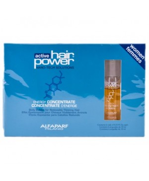 Alfaparf Active Hair Power Energy for Women 6x10ml (Caja)