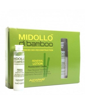 Alfaparf Midollo Di Bamboo Renewal Lotion 12x13ml (Caja)
