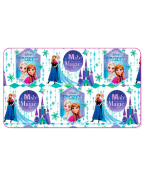 Papel couche en pliego licencia mediano Frozen Magic Light