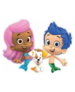 Adorno Movil Bubble Guppies
