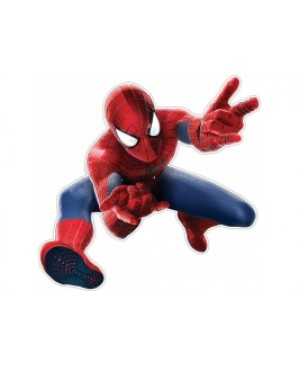 Adorno Movil Spiderman