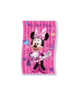 2 Banners Minnie Pink