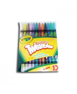 Crayon Crayola twistable retractiles