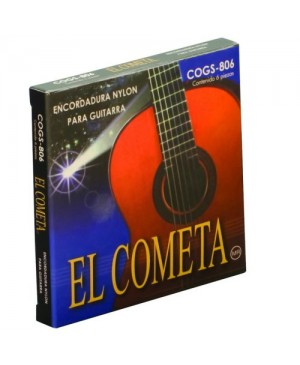 Cuerda Nylon 806 Encordadura Guitarra A Veerkamp