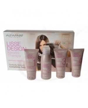 Alfaparf Lisse Design Keratin Therapy Tratamiento Intro Kit