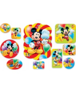Kit Decorativo Mickey Mouse