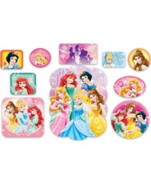 Kit Decorativo Princesas