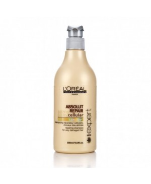 L'oreal Absolut Repair Cellular Shampoo 500ml
