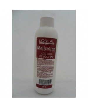 Majicreme 20Vol 240ml