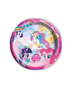 Plato Chico My Little Pony