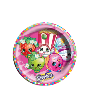Plato Chico Shopkins