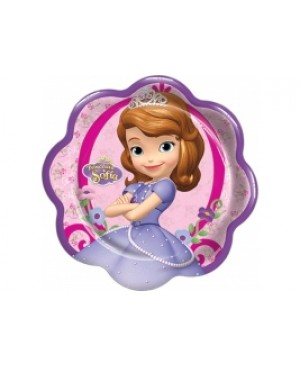 Plato Chico Sofia The First