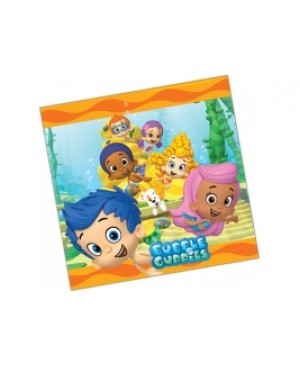 Servilleta Bubble Guppies