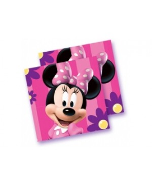 Servilleta Minnie Pink