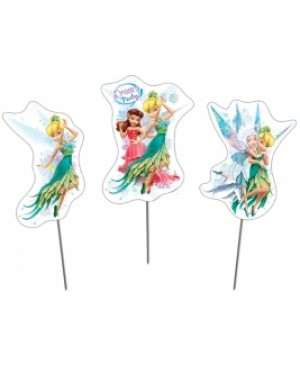 Topper Decorativo Disney Fairies