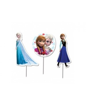 Topper Decorativo Frozen