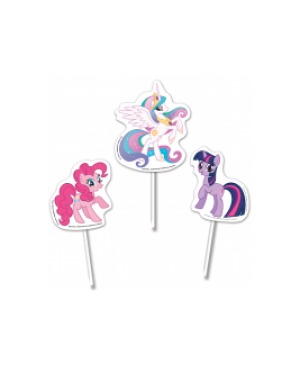 Topper Decorativo My Little Pony