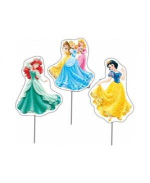 Topper Decorativo Princesas